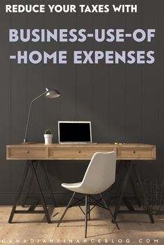 Reduce Your Taxes with Business-Use-Of-Home Expenses