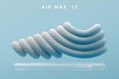 カンヌデザイン部門ゴールド ナイキAir Max 2017の性能を直感的に表現した広告   AdGang