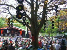 Mostly Jazz Festival 2014: when sunshine and fine music meet Moseley.