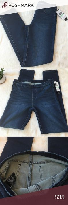 """NWT Kut from the Kloth jeggings NWT stretch jeggings. 31"""" inseam. Stretch waist. Faux front pockets - actual back pockets. Kut from the Kloth Jeans Skinny"""