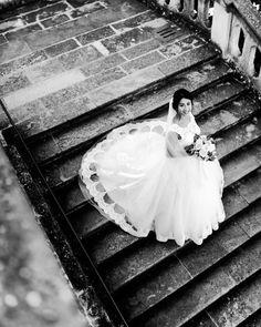 Your smile shines brighter than the sun ☀️#weddingmood #wedding #bride #weddingdress #weddingfun #victoriasoprano