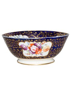 Hand Painted Porcelain Bowl, in the Imari fashion