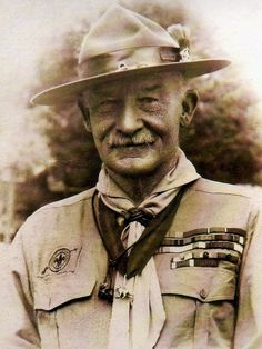 Baden-Powell e o nascimento do Escotismo