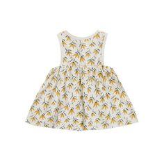 Rylee + Cru wild flower dress