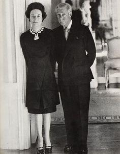 The Duchess of Windsor Talks Clothes With Fleur Cowles - 1966 Harper's Bazaar interview