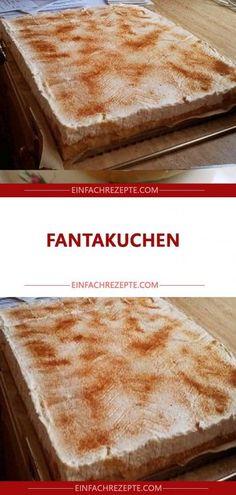Fantakuchen 😍 😍 😍 # Food and Drink dessert cups Dessert Cups, Vegan Desserts, Vanilla Cake, Christmas Cookies, Food And Drink, Sweets, Bread, Baking, Drinks