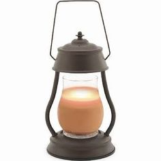 Candle warmer lantern from Sears.