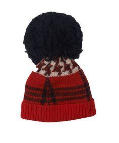 Women's Patterned Hat