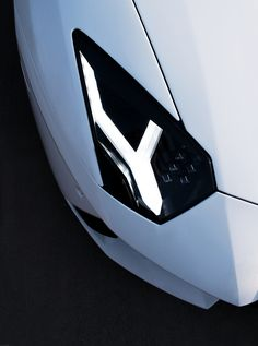 Looking into the soul of an Aventador