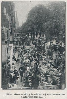 Berlin Kurfürstendamm 1930 by janwillemsen, via Flickr