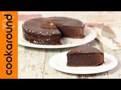 Torta morbida al cioccolato fondente / Ricette dolci al cioccolato - YouTube