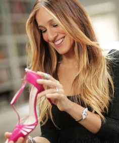 Big news for Sarah Jessica Parker's new line of shoes