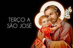 Aprenda a rezar o terço a São José - Catholicus