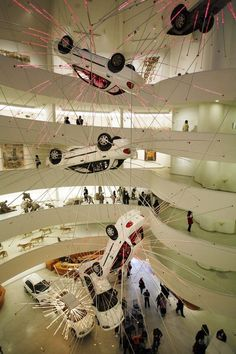 Cai Guo Qiang Inopportune Stage One Viria, Cai Guo Qiang, Chinese Contemporary Art, Artistic Installation, Environmental Art, Land Art, Artist Art, Asian Art, Amazing Art