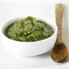 Liguria. More than just a pasta sauce, we give you info, recipe ideas and more on the beloved Italian sauce—basil pesto!