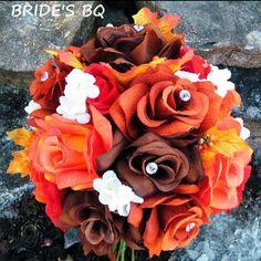 Amazing for a fall wedding