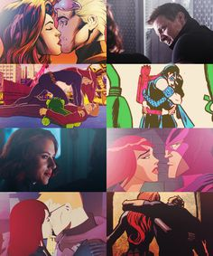 Black Widow and Hawkeye Romance | top tumblr posts top FB posts top tweets latest articles about