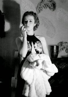 Danielle Darrieux, Paris 1938: Boris Lipnitzki