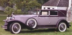 1931 Cabriolet Imperial by Hibbard & Darrin (chassis S112PR)