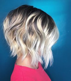 "523 Likes, 9 Comments - OWNER/STYLIST @_avesalon (@styled_by_carolynn) on Instagram: ""Texture-movement 360* . . . . . . #behindthechair #olaplex #ghdnorthamerica #kevinmurphyproducts…"""