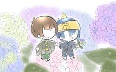 「紫陽花と三条現存組」 yumiuri@三条現存組の薪(@overzenith_99)さん | Twitter