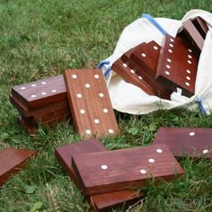 Outdoor Dominoes