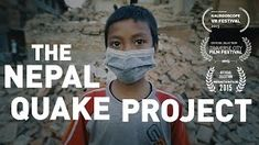 "Narrated by Susan Sarandon, the film, titled ""The Nepal Quake Project,"" uses Virtual Reality technology to immerse users in the aftermath of the Nepal earthquake. The film not only marks the first in natural disaster VR, but it represents the future of news and action.  A month after Nepal's..."