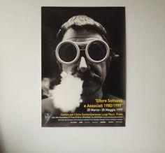 Sottsass poster - Ettore Sottsass -