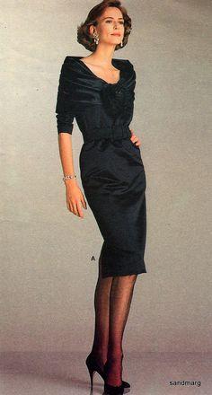 Vogue 1996 Vogue Paris Original Yves Saint Laurent by sandmarg, $34.99