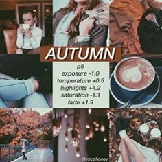 VSCO filter you can use Cl Instagram, Instagram Themes Vsco, Story Instagram, Photography Filters, Photography Editing, Fall Photography, Babies Photography, Photography Styles, Photography Lessons
