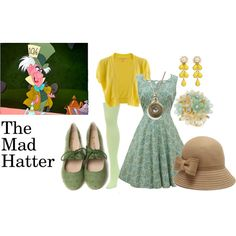 Alice in Wonderland - The Mad Hatter. By Jen O.