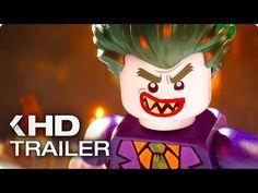 The Lego Batman Movie ALL Trailer & Clips (2017) - YouTube