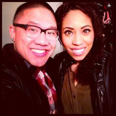 AMBW Timothy and his girlfriend Gia