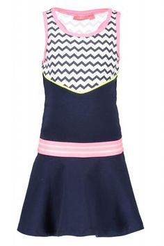c48f47680c5e8d B nosy Girls dress with zigzag top part AO zigzag Y904-5894 -  15817