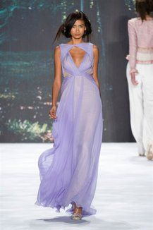 Collezione Badgley Mischka - Moda Donna Primavera Estate 2013 - Leiweb