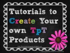http://lilcountrykindergarten.blogspot.com/2015/03/helpful-tutorials-to-create-your-own.html