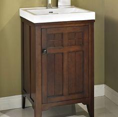 Bathroom Furnishings   Vanities   Petite   Fairmont Designs