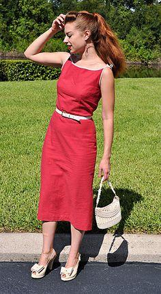 07.19.11 | that little red dress by elegant musings, via Flickr