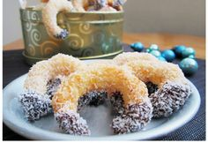 Hungarian Desserts, Hungarian Recipes, Sweet And Salty, Doughnut, Acai Bowl, Cookie Recipes, Food And Drink, Sugar, Homemade