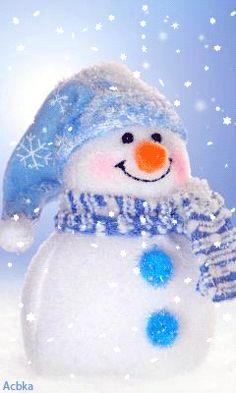 Merry Christmas Gif, Christmas Scenes, Christmas Cards To Make, Christmas Wishes, Christmas Art, Snowman Wallpaper, Christmas Phone Wallpaper, Christmas Wallpaper, Christmas Eve Pictures