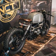 Browse a handful of my preferred builds - custom made scrambler concepts like Motorcycle Mechanic, Tracker Motorcycle, Cafe Racer Motorcycle, Cafe Racers, Cafe Racer Bikes, Bmw R100 Scrambler, Bike Bmw, Riders On The Storm, Moto Cafe