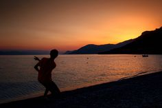 Summer time | Sunset in Greece