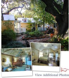 Pomegranate House and Cottages, A Granbury Bed and Breakfast. The lead Texas Travel Destination