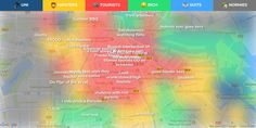 Hoodmaps  Neighborhood Maps
