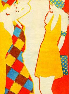 Mayté Guillet, 1972.