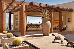 CHIC COASTAL LIVING: Capella Pedregal in Cabo San Lucas