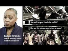 Barbara Hendricks - No one chooses to be a refugee