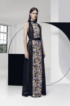 Mary Katrantzou Resort 2016 - NOWFASHION