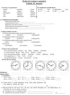 EDUCATIA CONTEAZA : CLASA a II - a Homework, Parenting, Bullet Journal, Classroom, Student, Math, School, Children, Chemistry