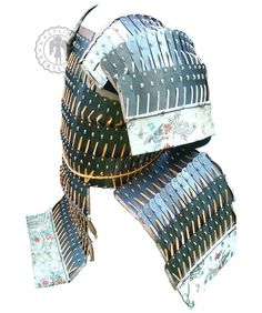 Chinese-Mongolian lamellar medieval armour by LykiaArmour on Etsy